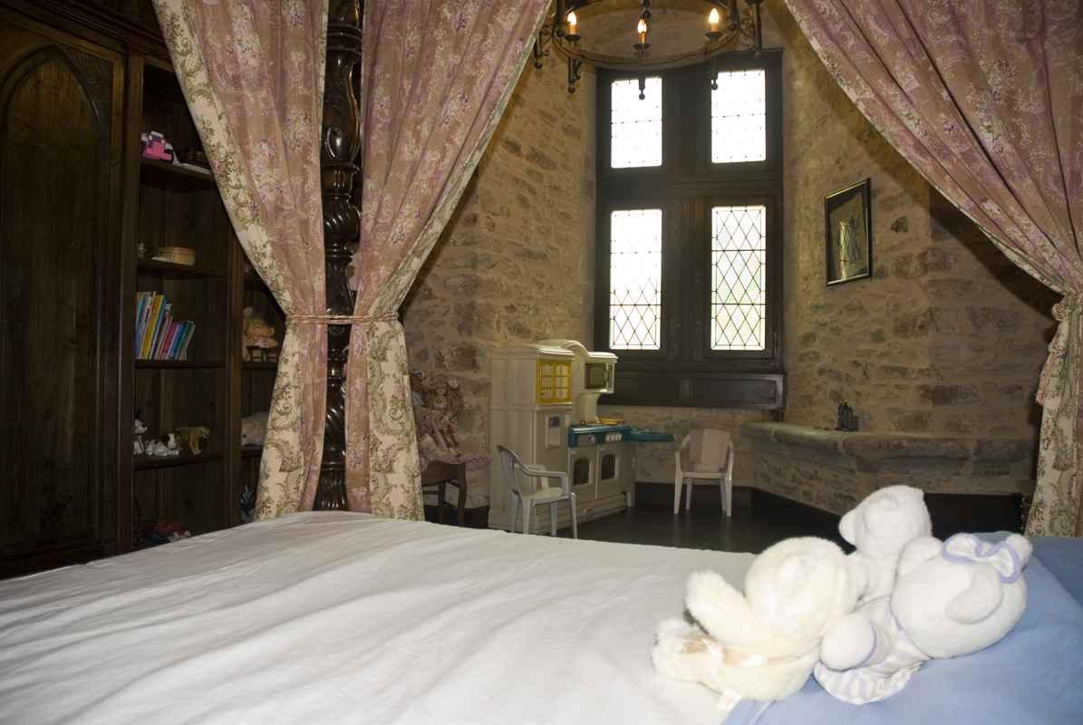 montbrun castle childrens bedrooms