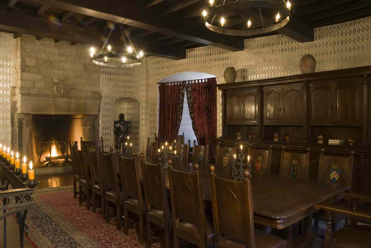 gallery for gt castle dining room
